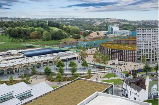 Quatro appointed to help develop Sheffield Station