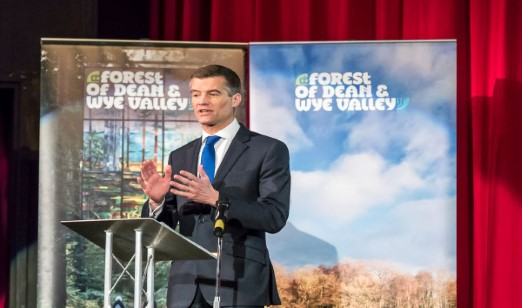 Mark Harper MP for Quatro's Northern Powerhouse Monitoring