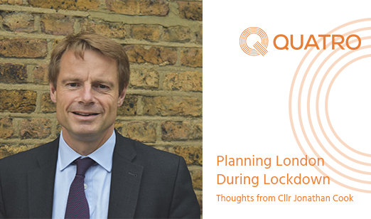 Planning London during lockdown - A perspective from Cllr Jonathan Cook, Deputy Leader of Wandsworth Council