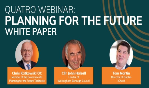 Quatro Webinar: Planning for the Future White Paper